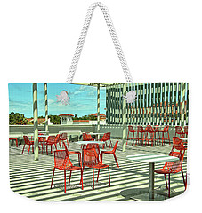 Weekender Tote Bag featuring the photograph Ringling College Of Art And Design Image 4 by Richard Goldman