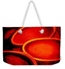 Rings Of Fire - Cauldrons Weekender Tote Bag