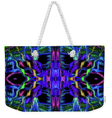Rings Of Fire Dopamine #156 Weekender Tote Bag