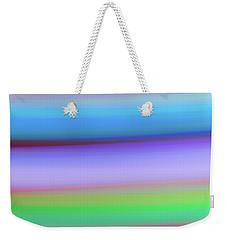 Rings Of Neptune Weekender Tote Bag
