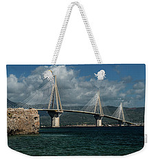 Rio-andirio Hanging Bridge Weekender Tote Bag