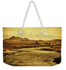 Rio Grande Colorado Weekender Tote Bag