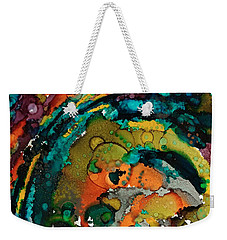 Riot In The Heart Weekender Tote Bag