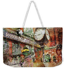 Riot Of Colour Distillery District Weekender Tote Bag