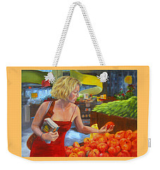 Ripe And Sweet Weekender Tote Bag