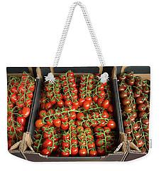 Ripe Tomatoes Weekender Tote Bag
