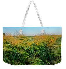 Ripening Barley Weekender Tote Bag