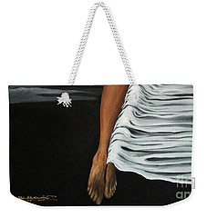 Ripple Shawl Weekender Tote Bag by Fei A