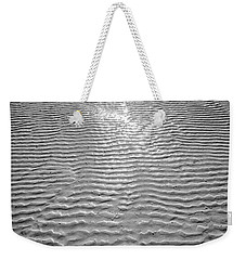 Rippled Light Weekender Tote Bag
