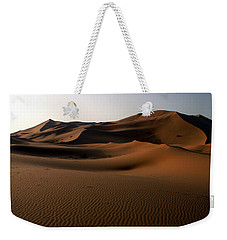 Ripples In The Sand Weekender Tote Bag by Ralph A  Ledergerber-Photography