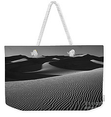 Ripples In The Sand Weekender Tote Bag