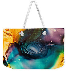 Ripples In Time Weekender Tote Bag