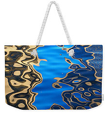 Ripples Weekender Tote Bag