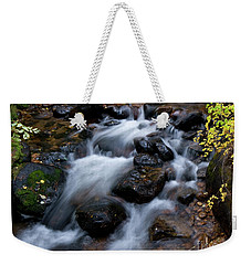 Ripplin' Waters Weekender Tote Bag