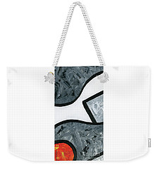 Rise And Fall 1 Weekender Tote Bag