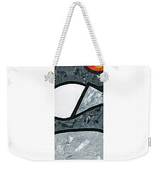 Rise And Fall 3 Weekender Tote Bag