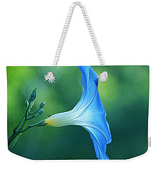 Weekender Tote Bag featuring the photograph Rise And Shine by Byron Varvarigos