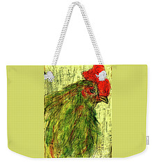 Rise And Shine  Weekender Tote Bag by P J Lewis