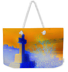 Rise Weekender Tote Bag by Ann Johndro-Collins