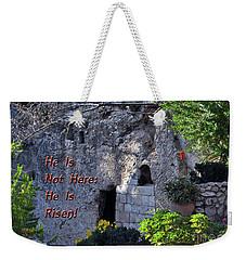 Risen Weekender Tote Bag