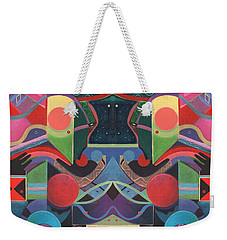 Rising Above And Synergy 3 Weekender Tote Bag