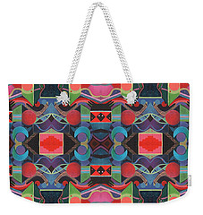 Rising Above And Synergy 4 Weekender Tote Bag