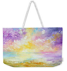 Rising Joy Weekender Tote Bag