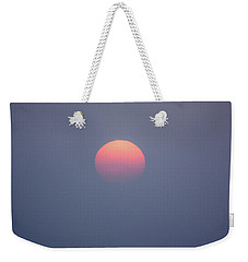 Rising Sun Weekender Tote Bag by Davorin Mance