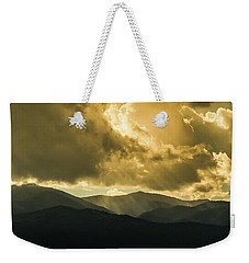 Ruidoso Rays Weekender Tote Bag