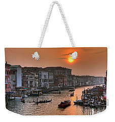 Riva Del Ferro. Venezia Weekender Tote Bag