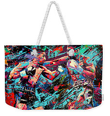 Rivals- Large Work Weekender Tote Bag