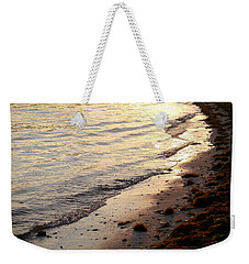 River Beach Weekender Tote Bag
