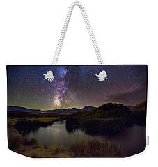 River Bend Weekender Tote Bag by Tassanee Angiolillo
