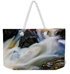 River Dance Weekender Tote Bag