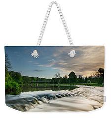River Don - Aberdeen Weekender Tote Bag