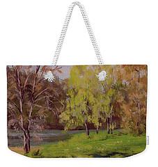 River Forks Spring 2 Weekender Tote Bag
