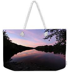 River Harmony  Weekender Tote Bag