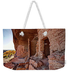 River House Ruin Weekender Tote Bag