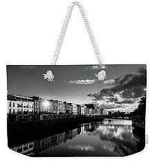 River Liffey Weekender Tote Bag