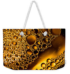 River Of Gold Weekender Tote Bag by Bruce Pritchett