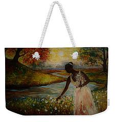 River Of Love  Weekender Tote Bag