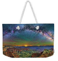 River Of Stars Weekender Tote Bag