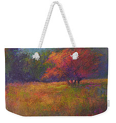 River Road Above New Hope Weekender Tote Bag