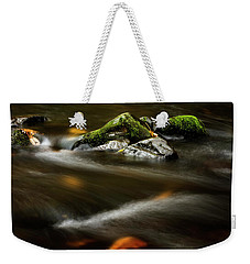 River Rock Weekender Tote Bag