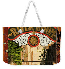 River Room Georgetown South Carolina Weekender Tote Bag by Bob Pardue