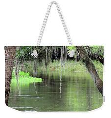 River Scenic Weekender Tote Bag