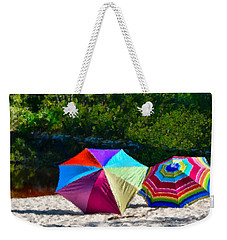 River Shade Weekender Tote Bag