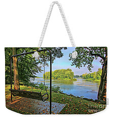 River View 4136 Weekender Tote Bag