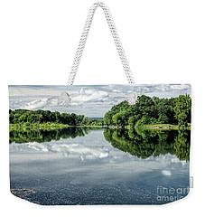 River View Weekender Tote Bag by Nicki McManus