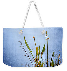 Riverbank Beauty Weekender Tote Bag by Carolyn Marshall
